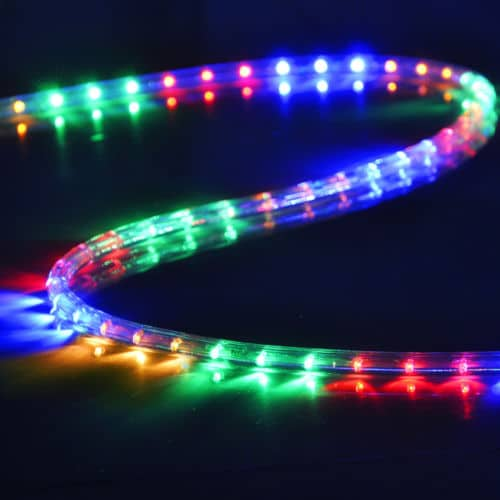Steady Rope Lights