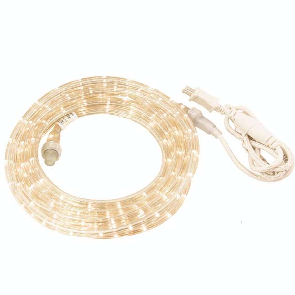 Clear LED Soft Rope Light