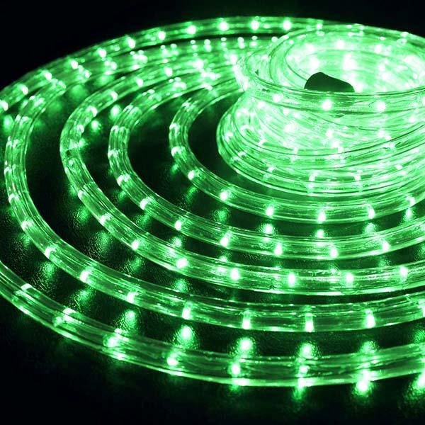 Green Rope Light