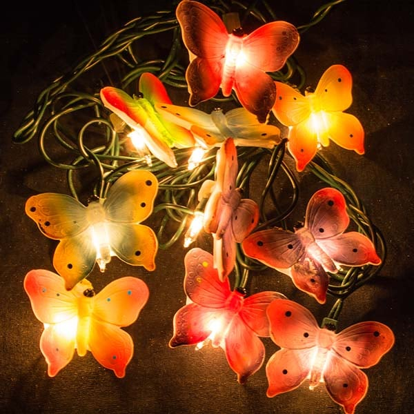Butterfly Light Strings