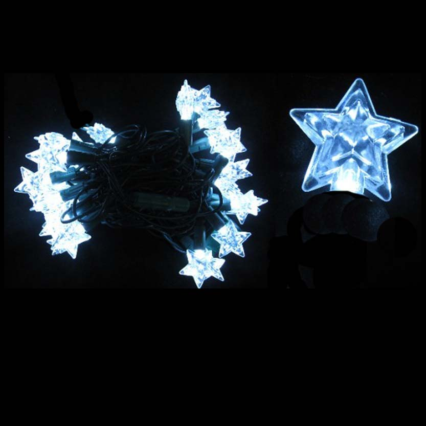 Clear Star Style LED Lights