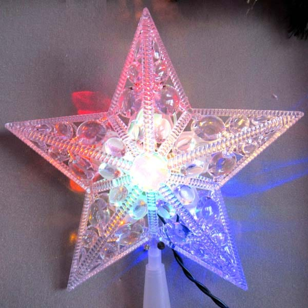Color Changing Star