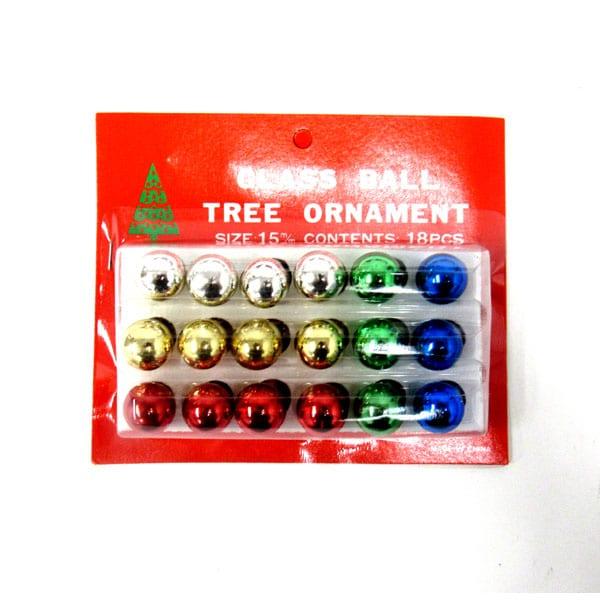 Multi Vintage Ornaments