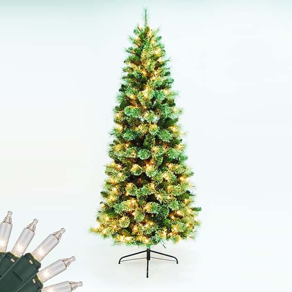 Slim Mixed Christmas Tree