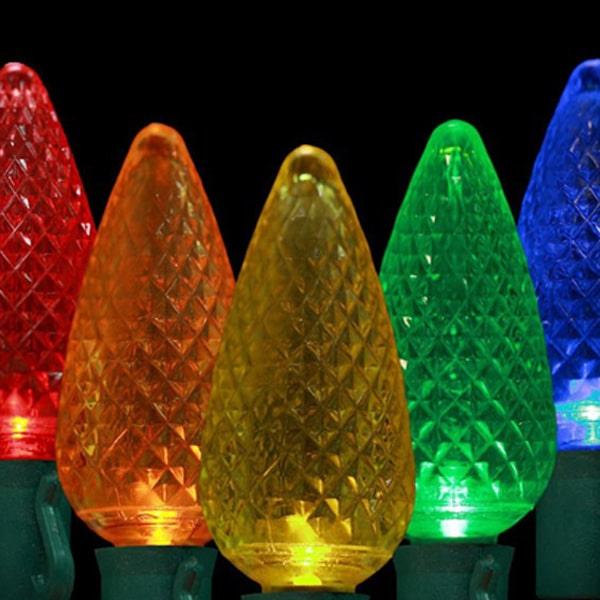 c9 led lights string set