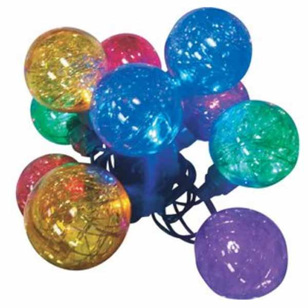 LED Tinsel Lights String Sets