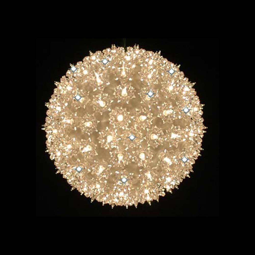 Twinkling Wedding Starlight Sphere Light