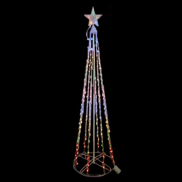 LED Meteor Tree Decoration