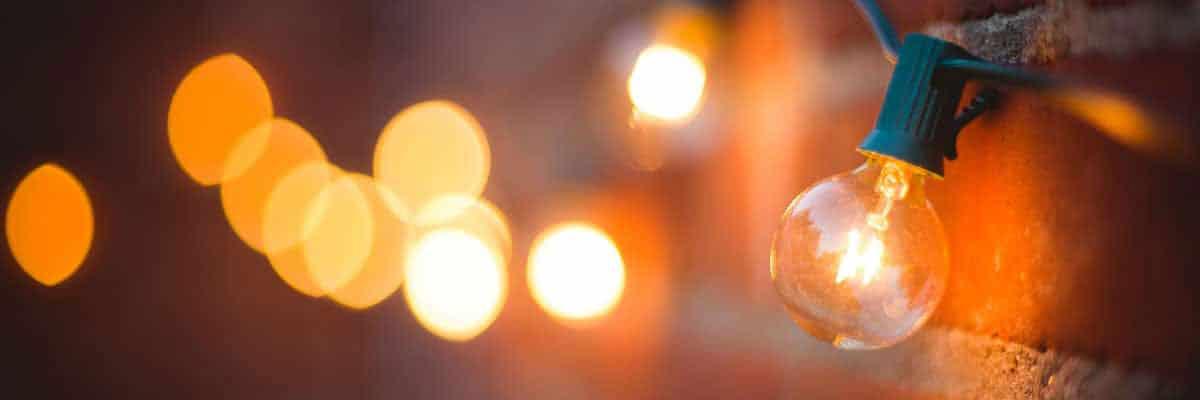Patio Lights, Outdoor Lighting