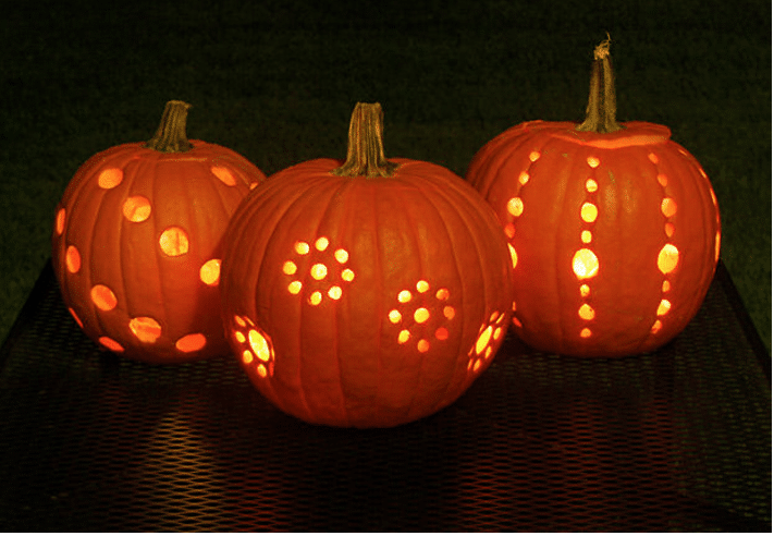 Drill Pumpkins