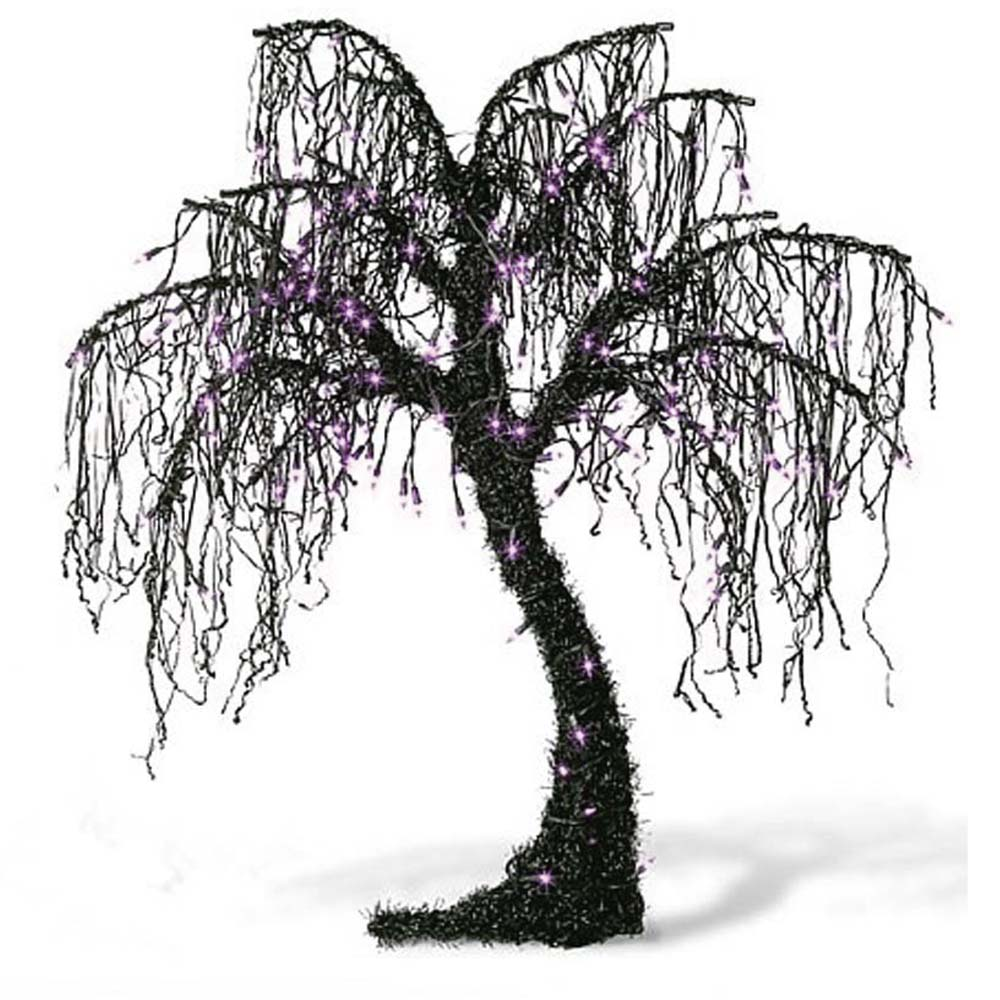 Ghost Tree Halloween Decoration