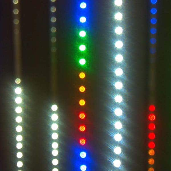 Chasing LED Flex Strip Lights