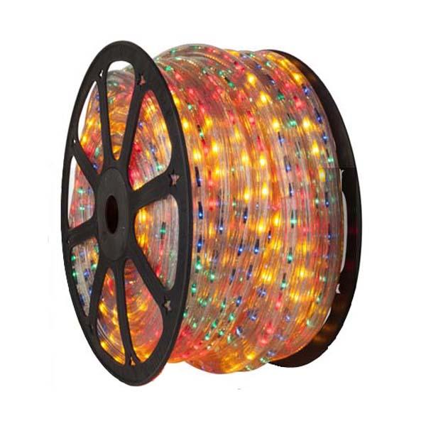 Multi 1/2 96 Ft Rope Light