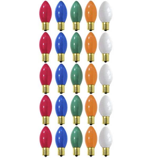 Multi C9 Ceramic Replacement Bulbs
