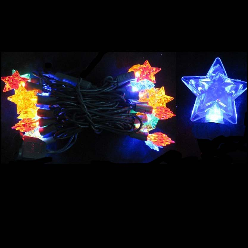 LED Star Lights String Set