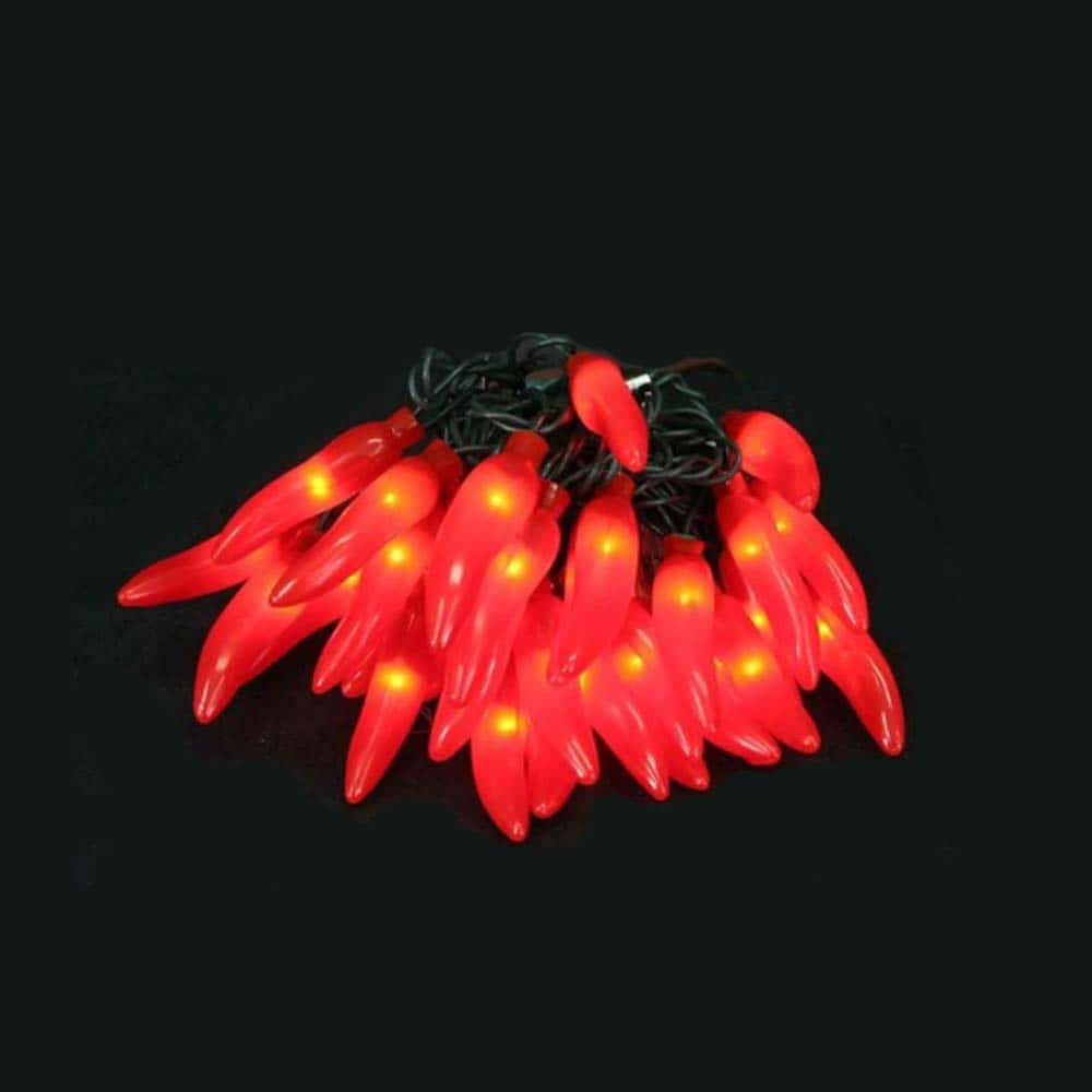 Chili Pepper Lights String Sets