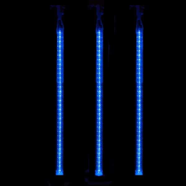 Blue 36″ Shooting Star Cascade LED Tube