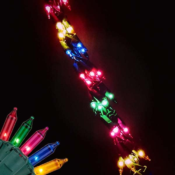 Multicolor Garland Lights