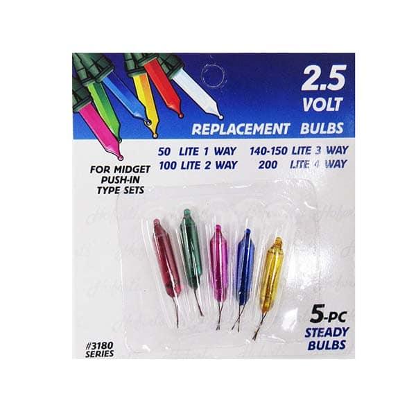 Mini Replacement Bulbs