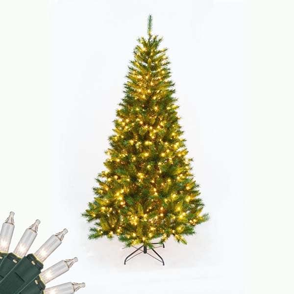 Mixed Needle Christmas Tree