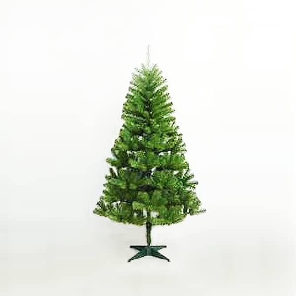 Unlit Pine Christmas Tree