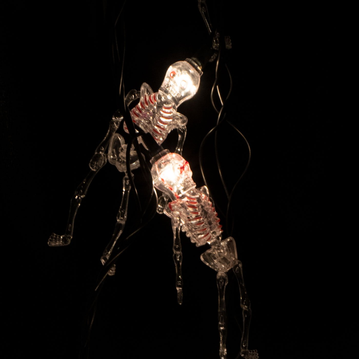 Halloween Skeleton Lights