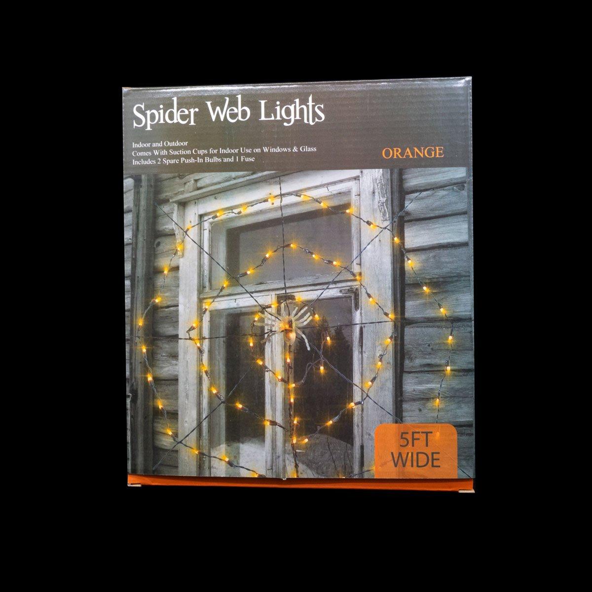 Halloween Spider Lights