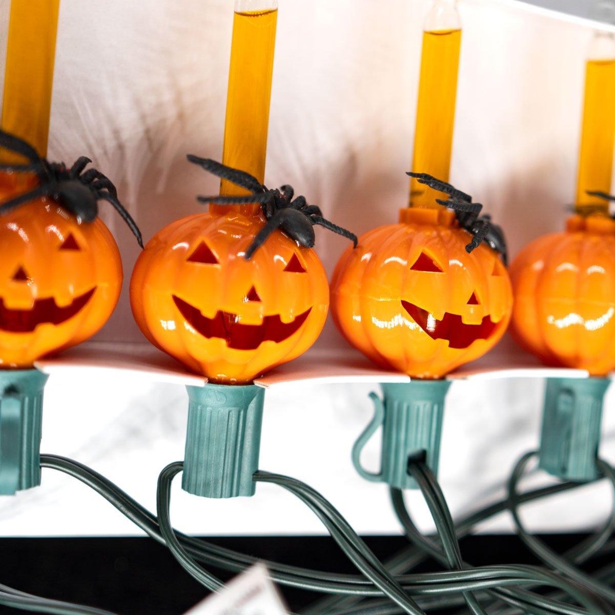 Halloween Bubble LIghts