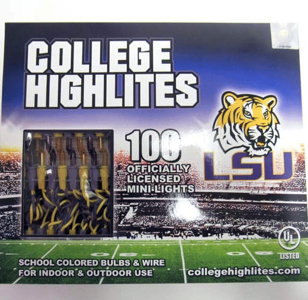 LSU Lights String Set