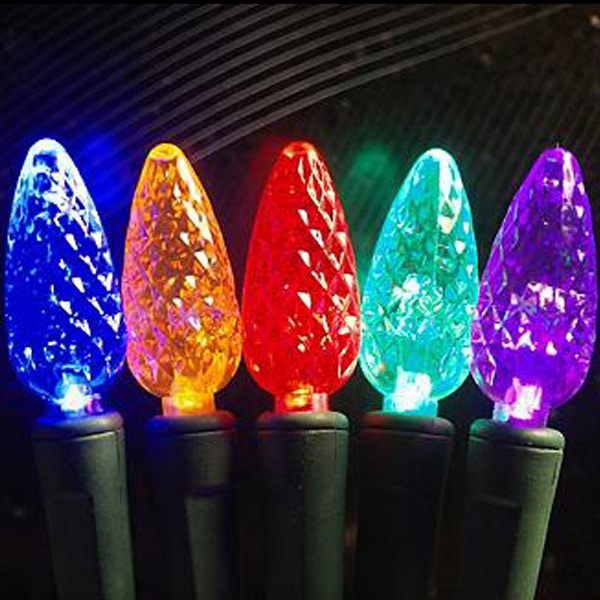 Multi C6 LED Lights