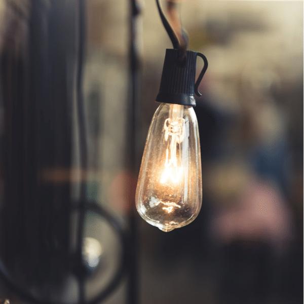 Edison String Light
