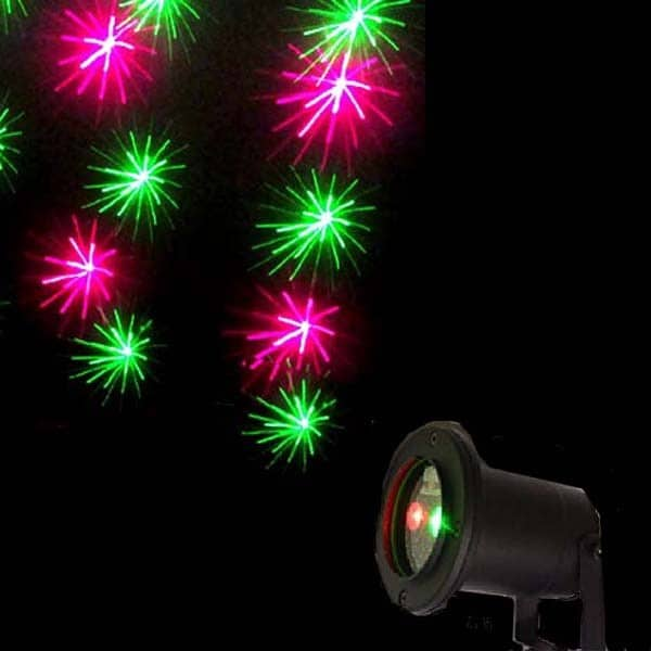 LED Laser Light Projector