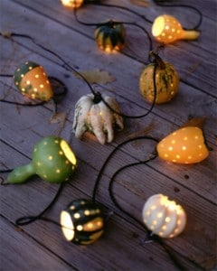 Gourd String Light Covers