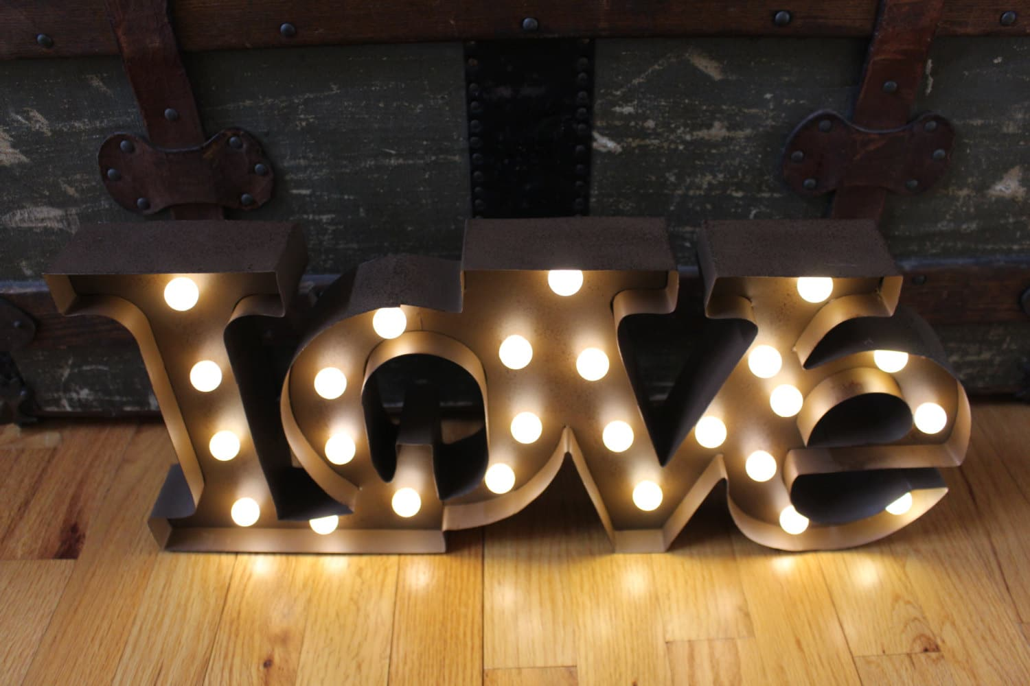 Marquee Lettering