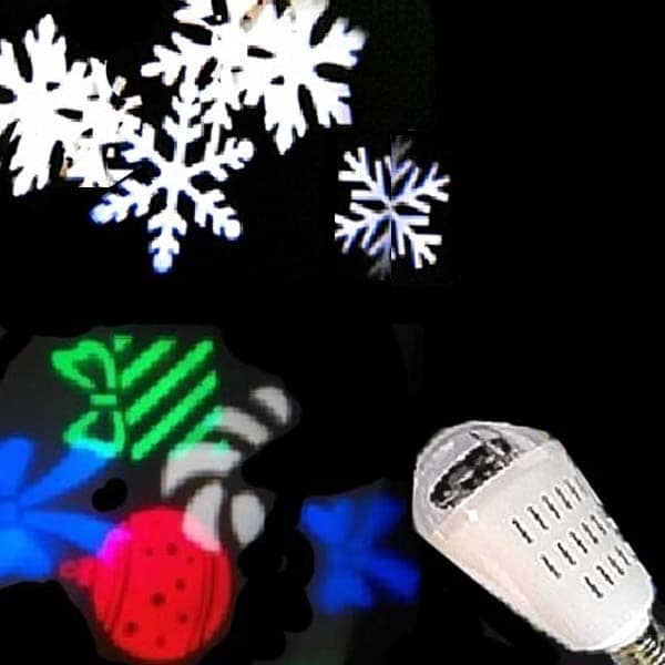 Projector Bulb Novelty Light