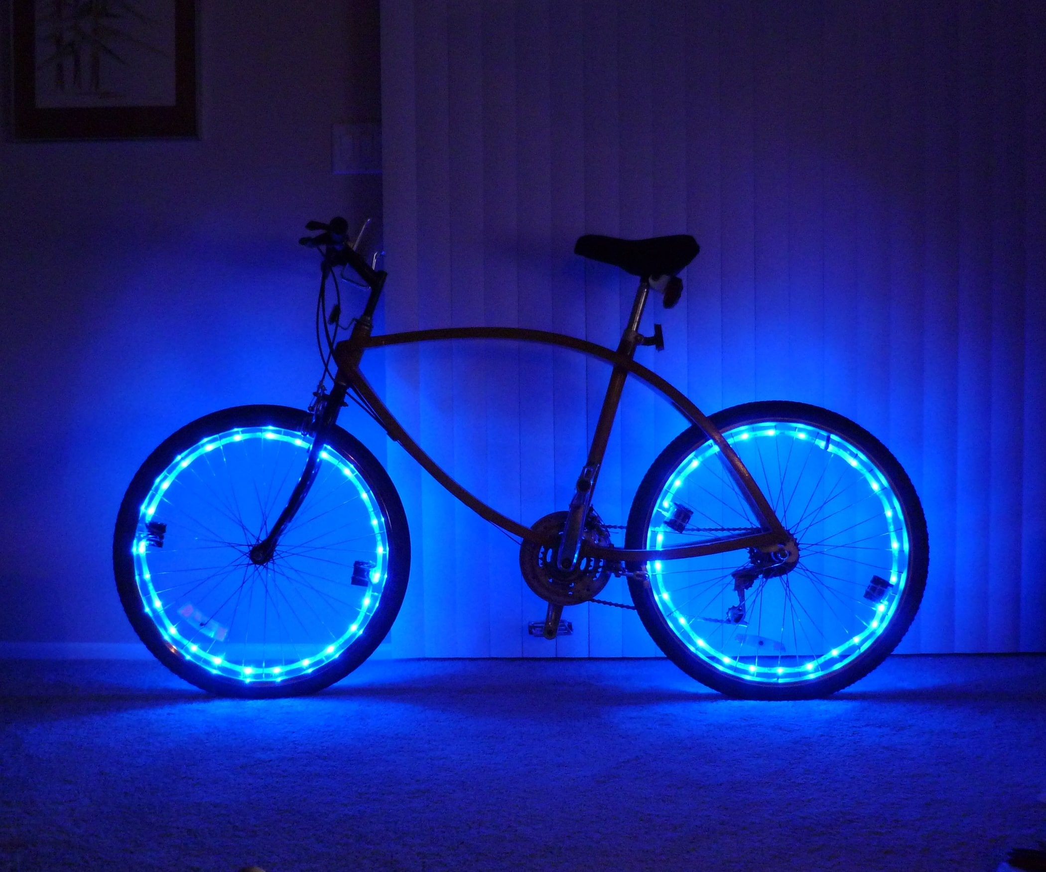 Bike with Lights