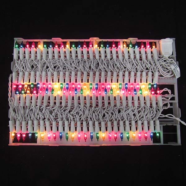 100 light premium christmas mini lights string set