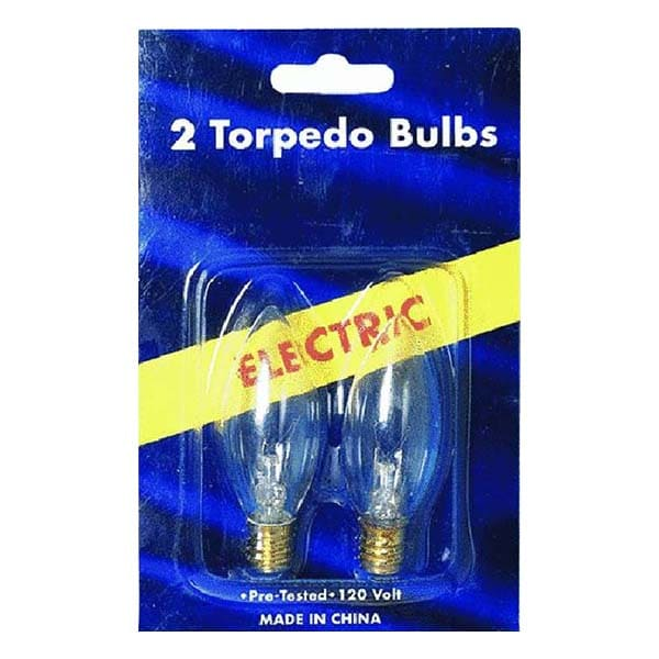 Replacement Torpedo Bulbs
